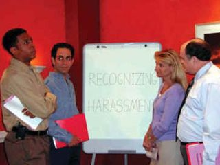 Harassment Prevention Training for Managers - Reporting
