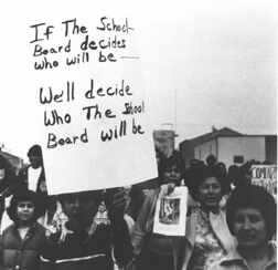 A Struggle for Educational Equality: 1950–1980