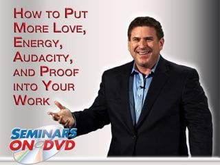Extreme Leadership: How to Put More Love, Energy, Audacity and Proof into Your Work with Steve Farber