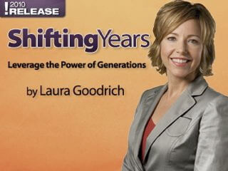 Shifting Years: Leverage the Power of Generations with Laura Goodrich